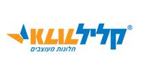 לוגו קליל חלונות מעוצבים